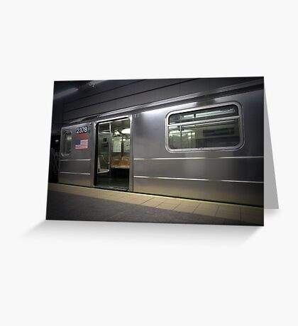 MTA 2378 Greeting Card