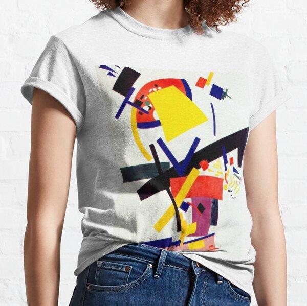 Супрематизм: Kazimir Malevich Suprematism Work Classic T-Shirt
