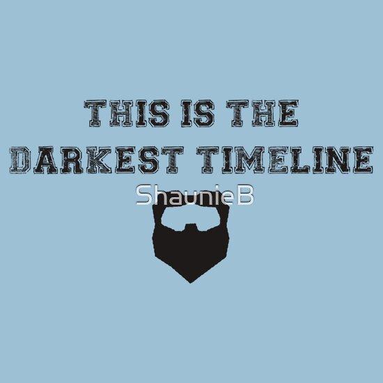 TShirtGifter presents: Community Darkest Timeline