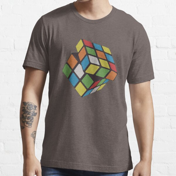 Rubix Cube - Llanura Camiseta esencial