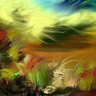 Inquiétude d'automne by Gabriela Simut