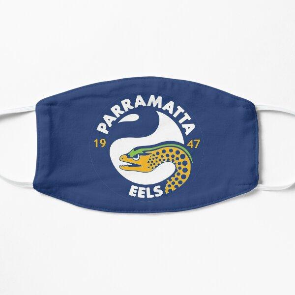 Parramatta Eels Flat Mask