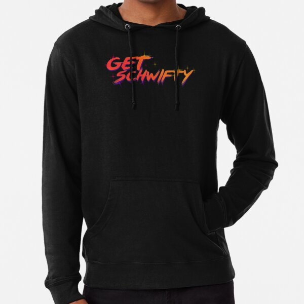 get schwifty rick and morty  Lightweight Hoodie