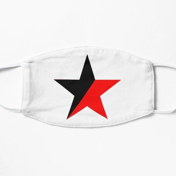 Estrella anarco-comunista Mascarilla