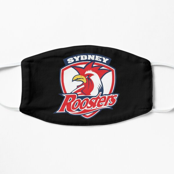 Sydney Roosters Flat Mask