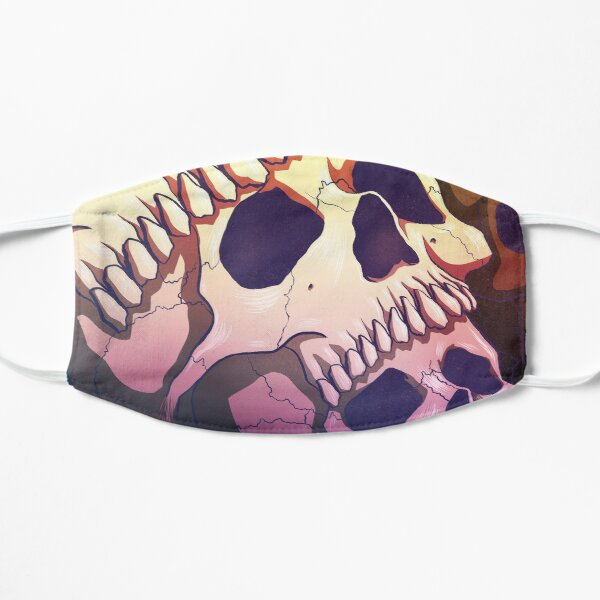 Consume Darkness Flat Mask