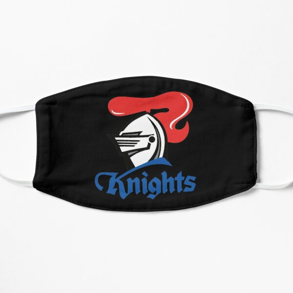 Newcastle Knights Flat Mask