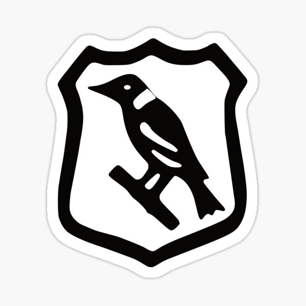 Western Suburbs Magpies Sticker