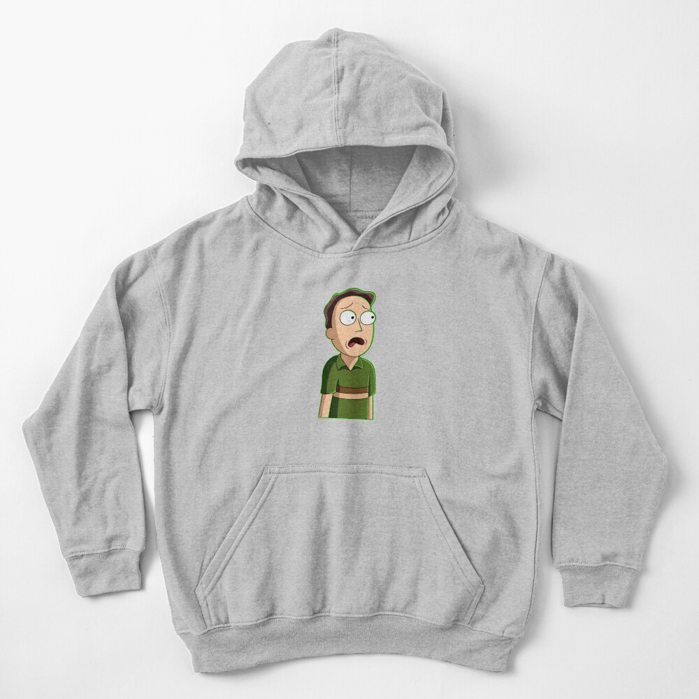 jerry smith  Kids Pullover Hoodie