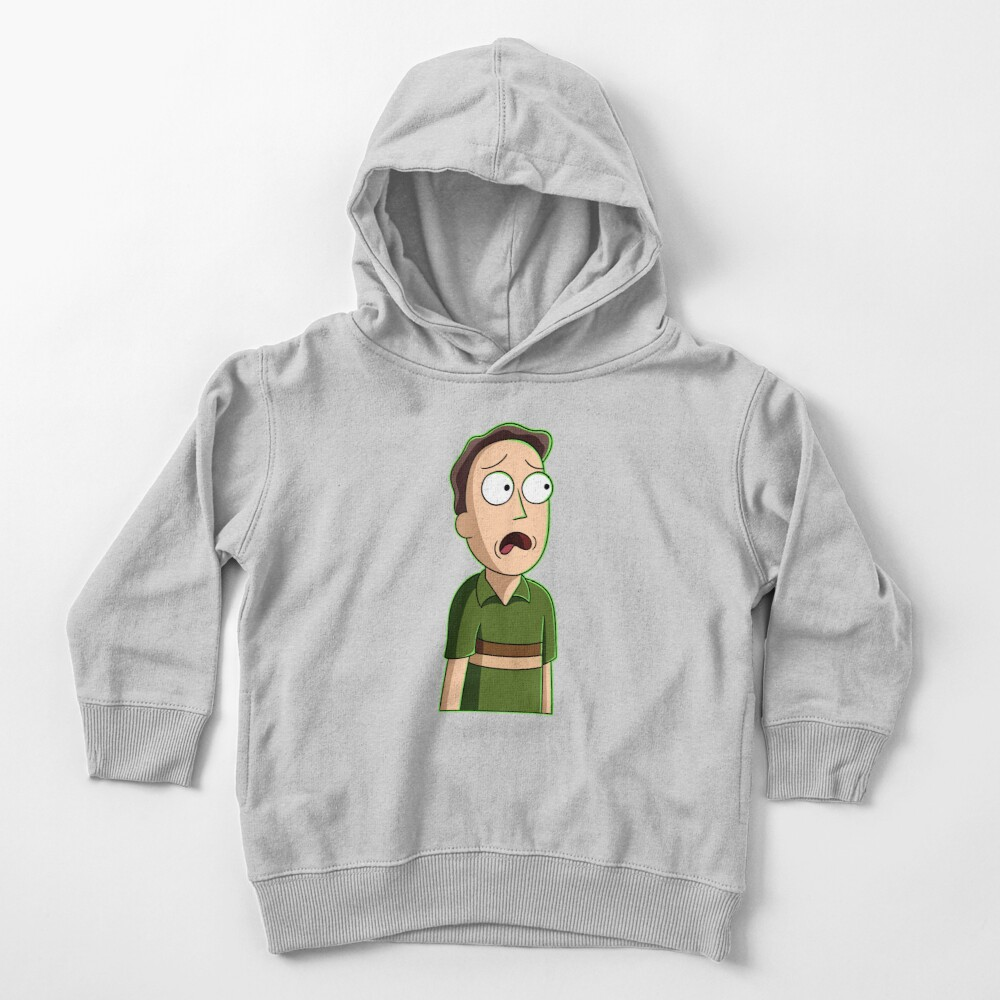 jerry smith  Toddler Pullover Hoodie