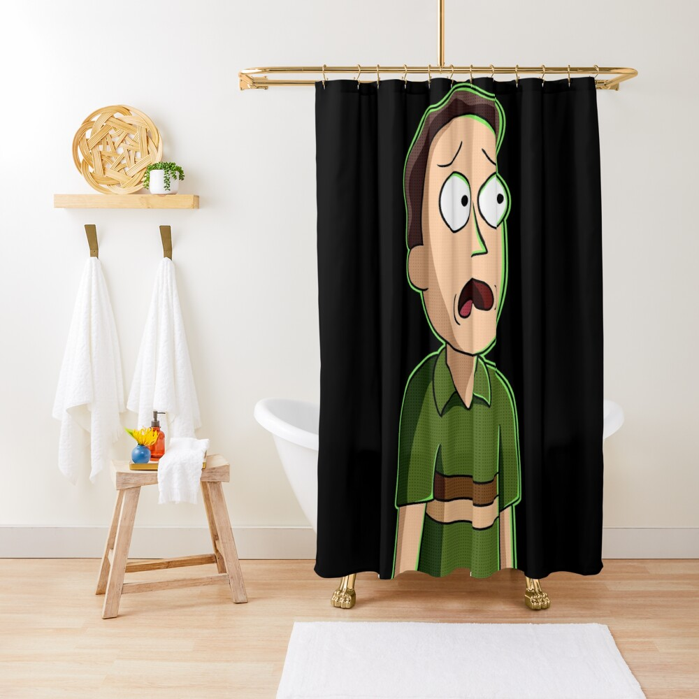 jerry smith  Shower Curtain