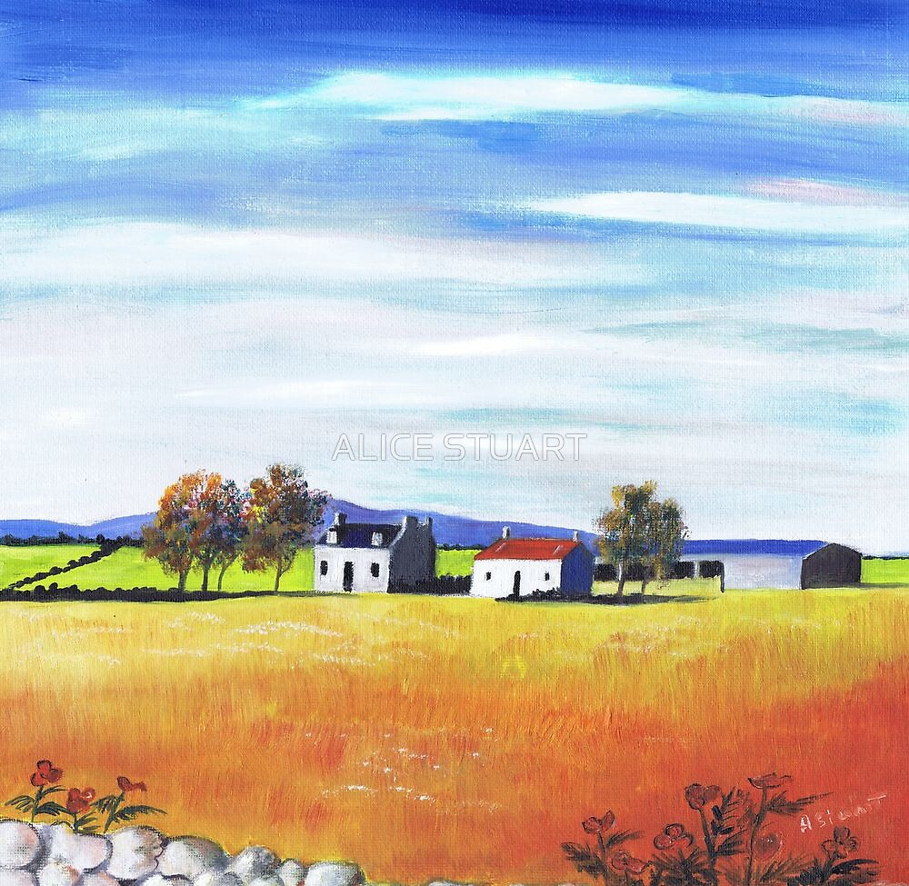 Ellon Farm by ALICE STUART