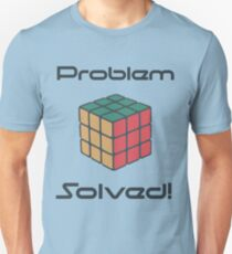 Rubix Cube - Problem Solved. T-Shirt