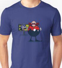 Dr. Eggman's Master Piece  Unisex T-Shirt