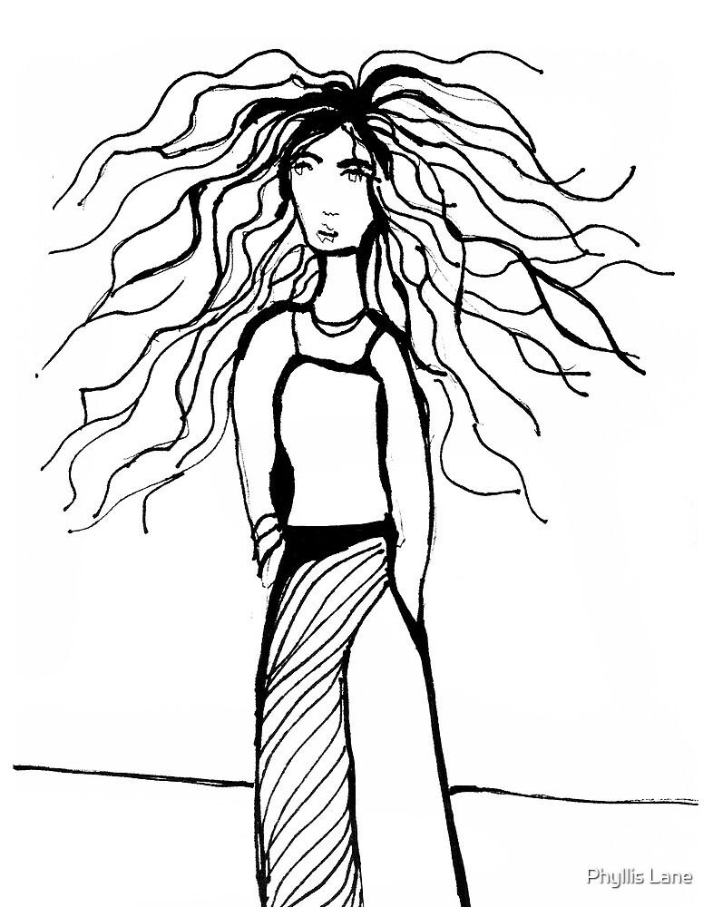 Wild Hair by Phyllis Lane