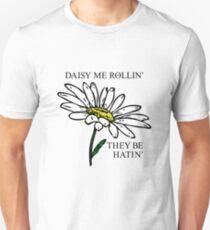 Daisy Me Rollin' Slim Fit T-Shirt