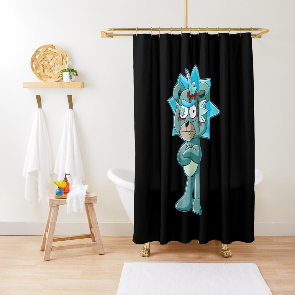 teddy rick Shower Curtain