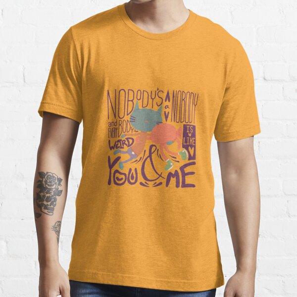 TAWOG Personne n'est un personne T-shirt essentiel