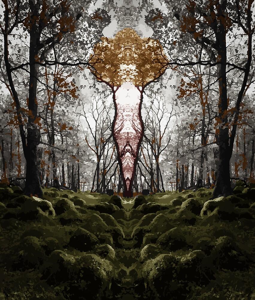 Woodland Goddess by WickedClick