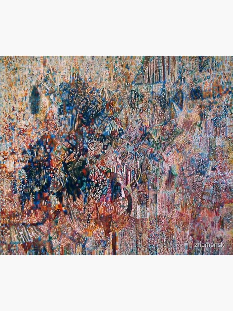 «Формула весны и действующие силы» Филонова (1927–1928) by znamenski