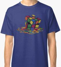 Rubix Cube - Melting Classic T-Shirt