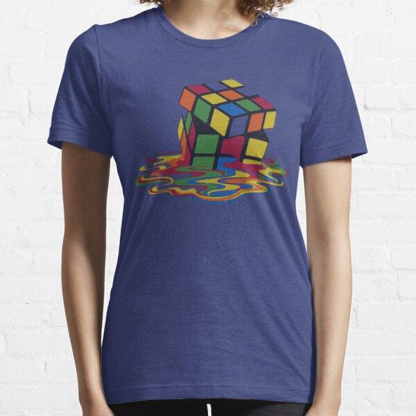 Rubix Cube - Melting Essential T-Shirt