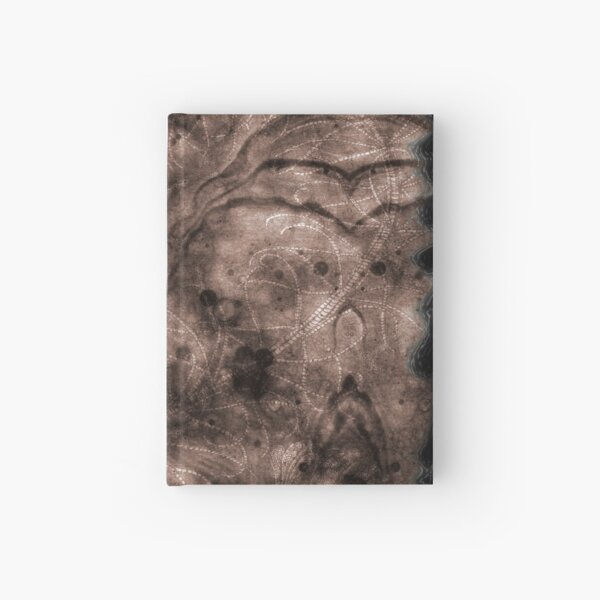 The Atlas of Dreams - Plate 10 Hardcover Journal