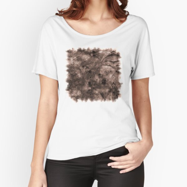 The Atlas of Dreams - Plate 10 Relaxed Fit T-Shirt