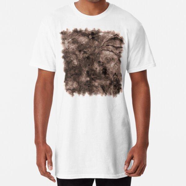 The Atlas of Dreams - Plate 10 Long T-Shirt