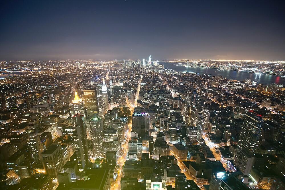 New York New York by kbrimson