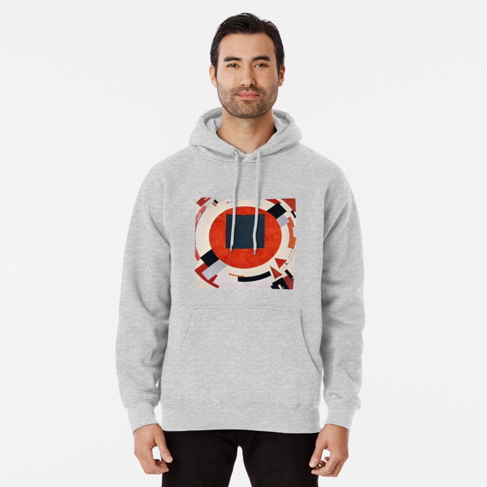 Lissitzky's Proun, ssrco,mhoodie,mens,heather_grey,front,square_three_quarter,x1000-bg,f8f8f8