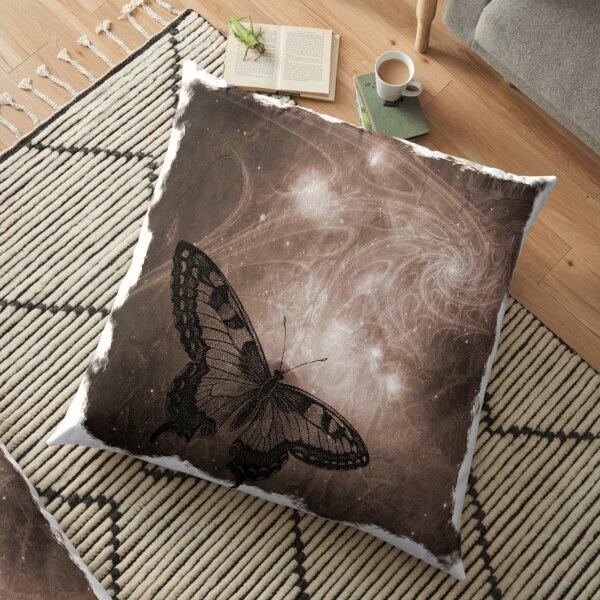 The Atlas of Dreams - Plate 4 Floor Pillow