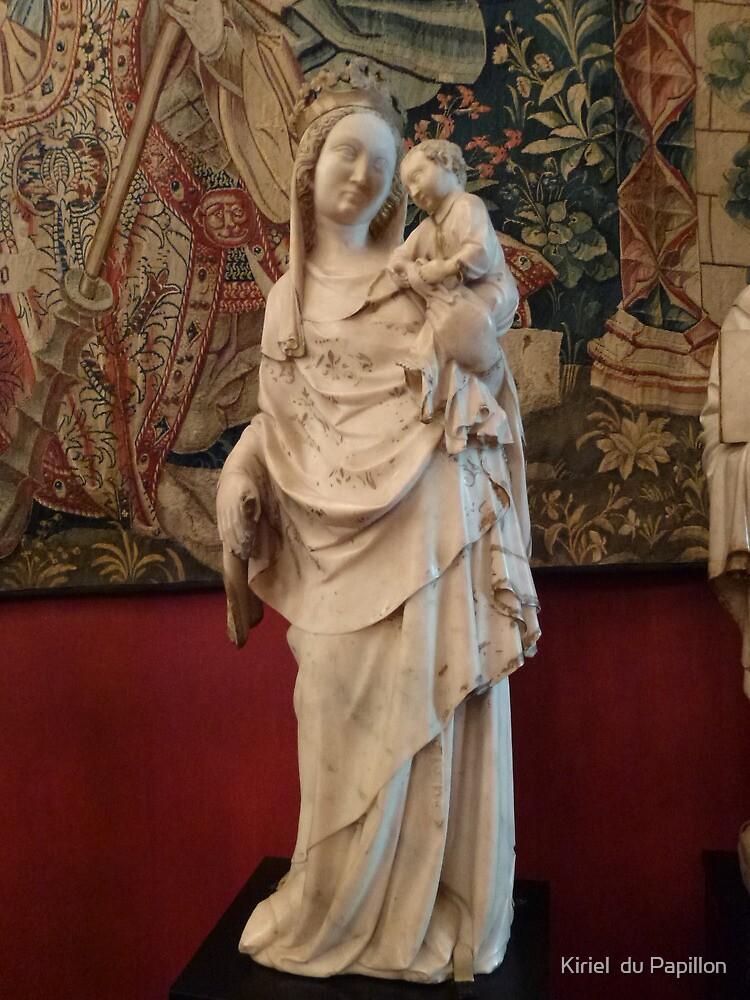 Madonna and Child - Paris 4 by Kiriel