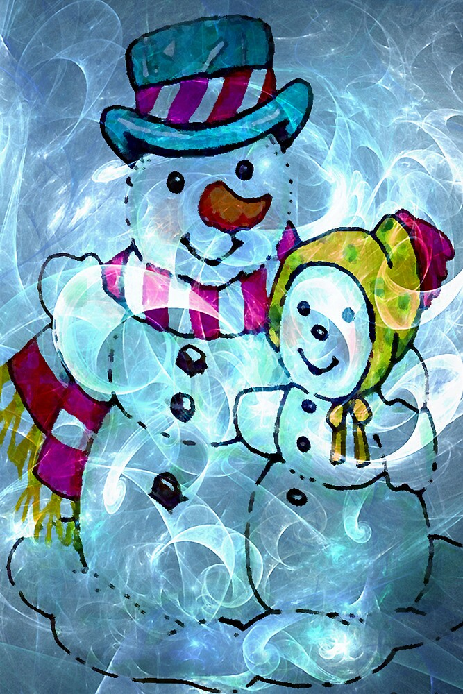 FROSTY LOVE by Tammera
