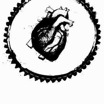 Heart and Synapse (Variant) by Ocksen