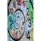 Time2 iPhone case by tapiona