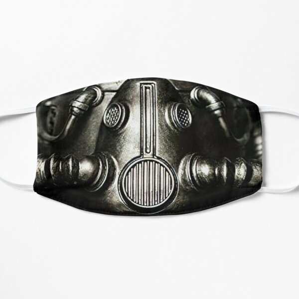 Power Armor Flat Mask