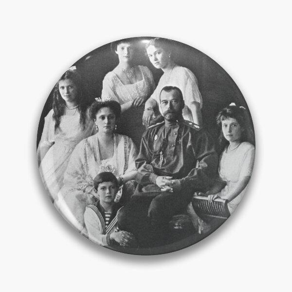 Царь Николай II и его семья в Санкт-Петербурге. Начало 1910-х гг.  Pin