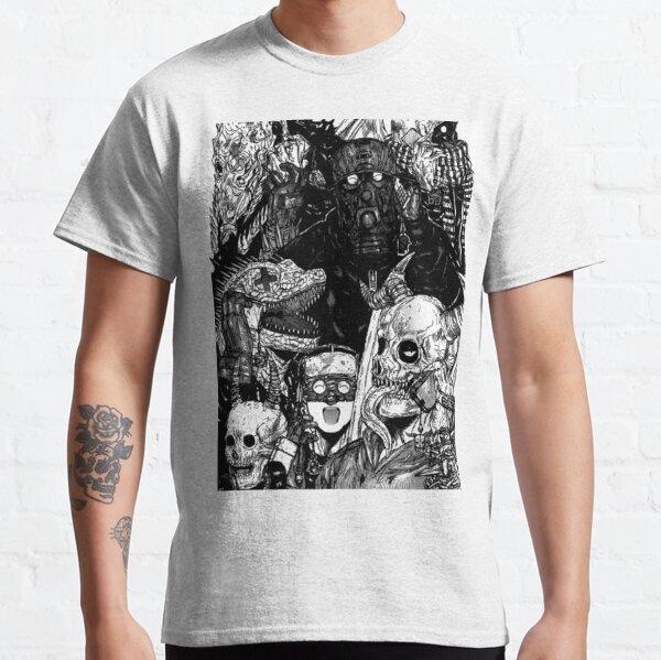dorohedoro t-shirt Classic T-Shirt