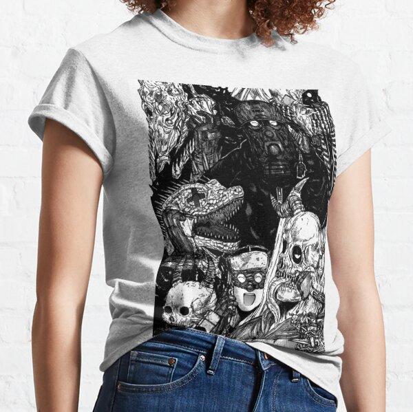 camiseta dorohedoro Camiseta clásica
