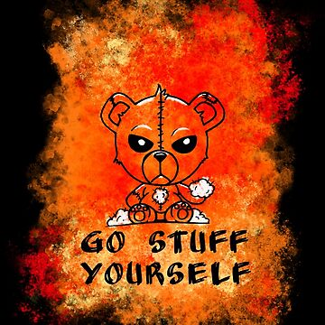 Go Stuff Yourself by murderpets