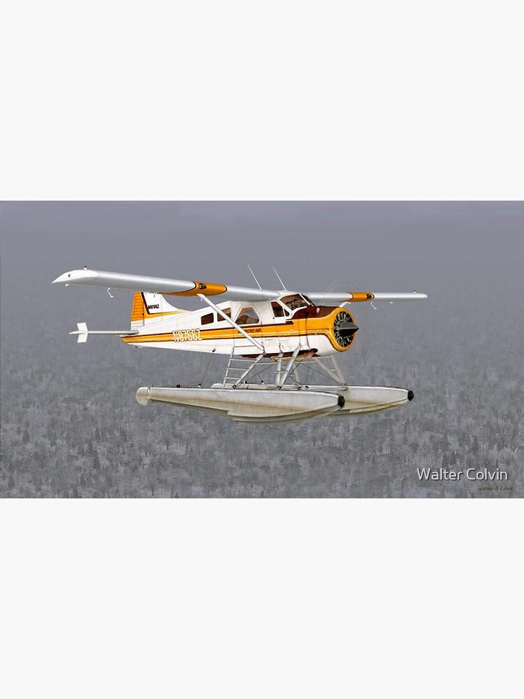 de Havilland Beaver DCH-2 by Skyviper