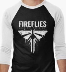 FIREFLIES Men's Baseball ¾ T-Shirt