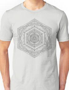 Anatomy of a Cube (Grey) T-Shirt
