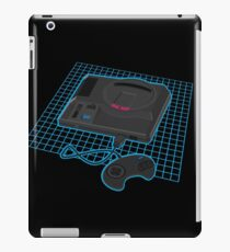 Game console grid iPad Case/Skin