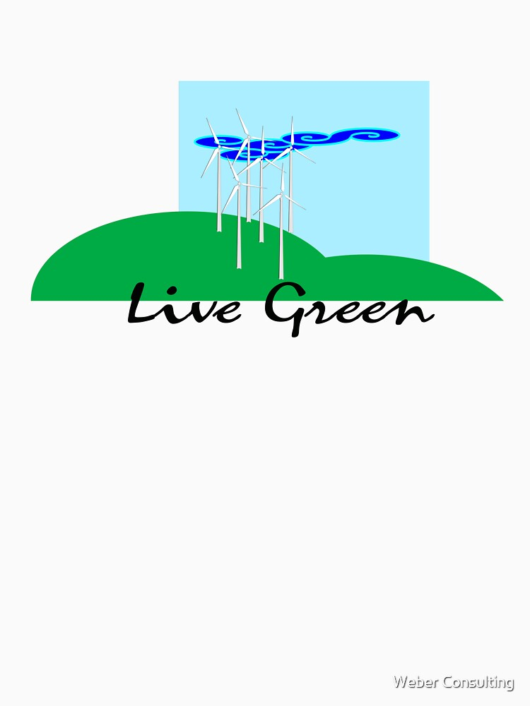 Live Green by HalfNote5