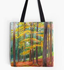 The Black Forest at Hinterzarten Tote Bag