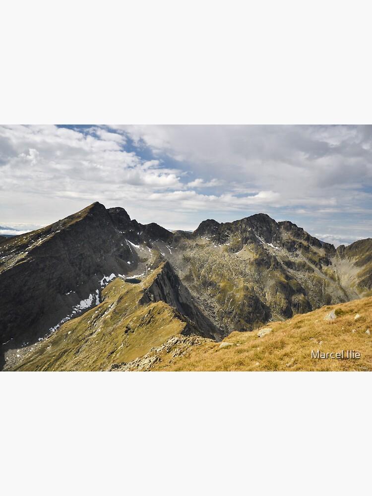 Transylvanian Alps by imaruseru