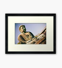 The Great Buddha of Kamakura Framed Print