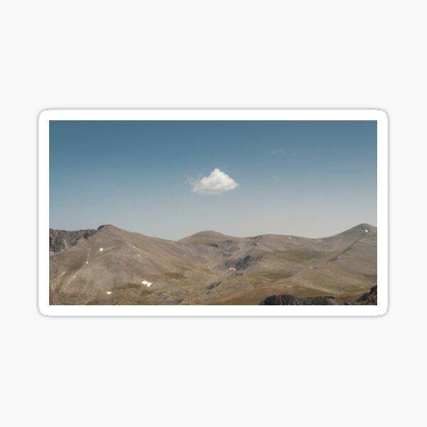 Cloud Sticker